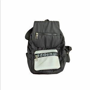 Madden Girl Black Backpack